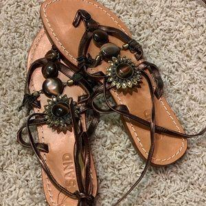 Anthropologie Sandals - Size 8